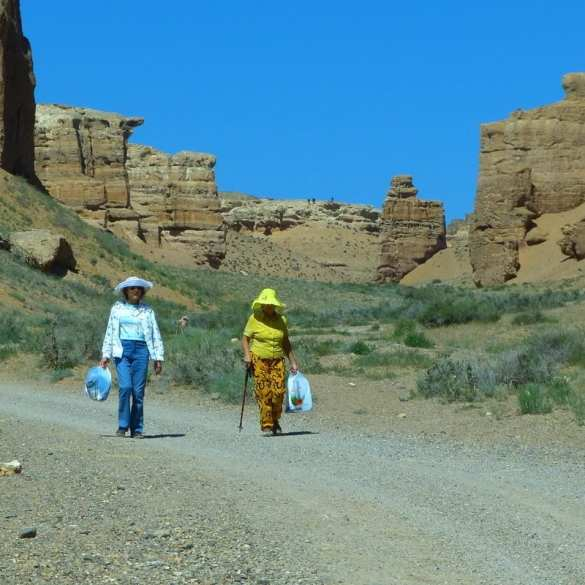 Kazakhstan: Not Just Steppe - Charyn Canyon and Esik Lake 11