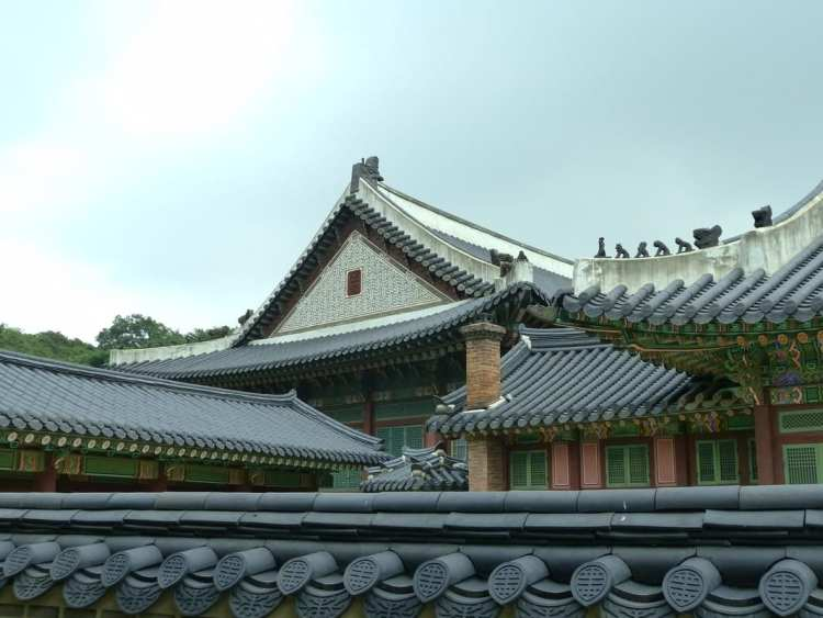 Gyeongbokgung things to do Seoul
