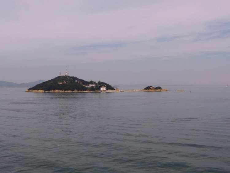 traghetto Incheon Qingdao Cina Corea