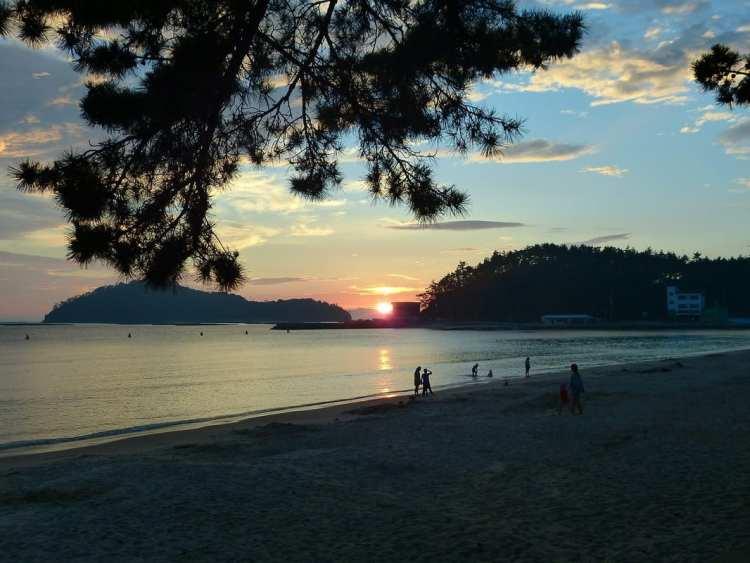 le migliori spiagge della Sud Corea
