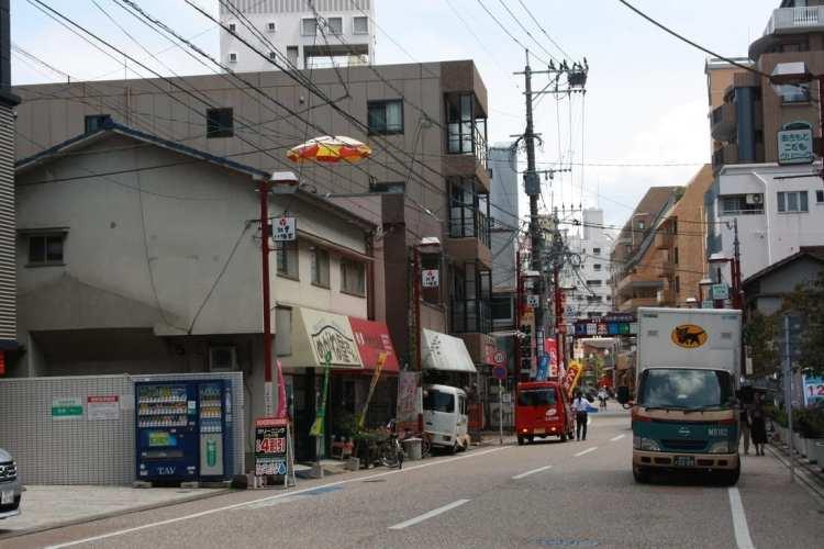 cycling Fukuoka