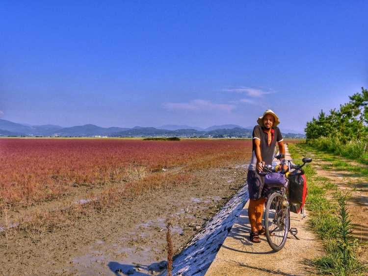 Korea cycling paths