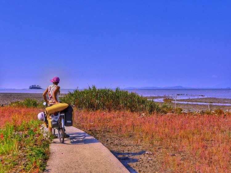 best destination bike touring beginner