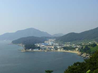 Mosageum best beach Yeosu
