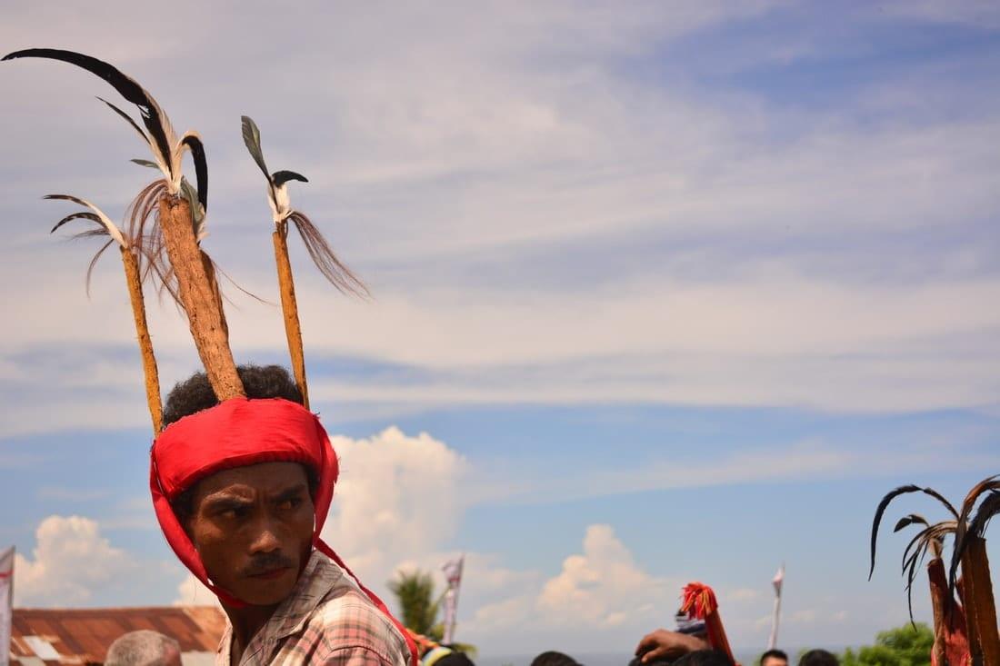 Pasola Sumba Island Indonesia