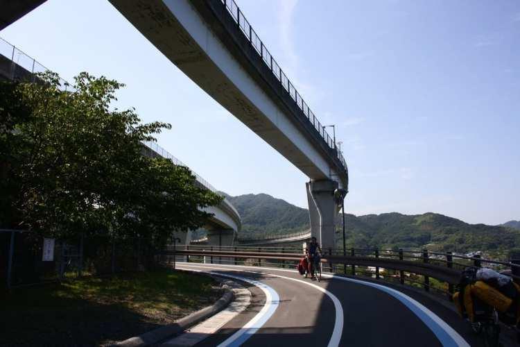 cicloturismo Shikoku
