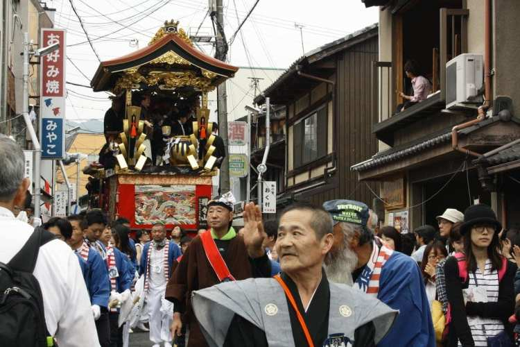 japanese traditional festival otsu matsuri