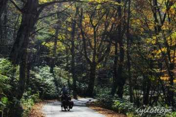 bicycle touring Japan