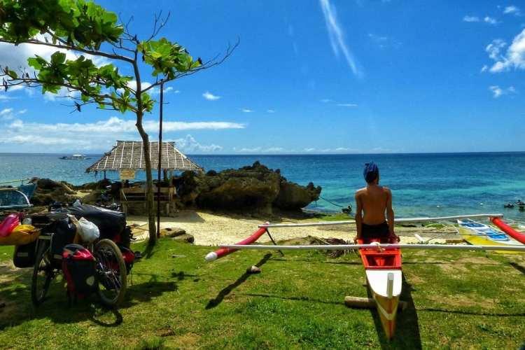 viaggio filippine mare