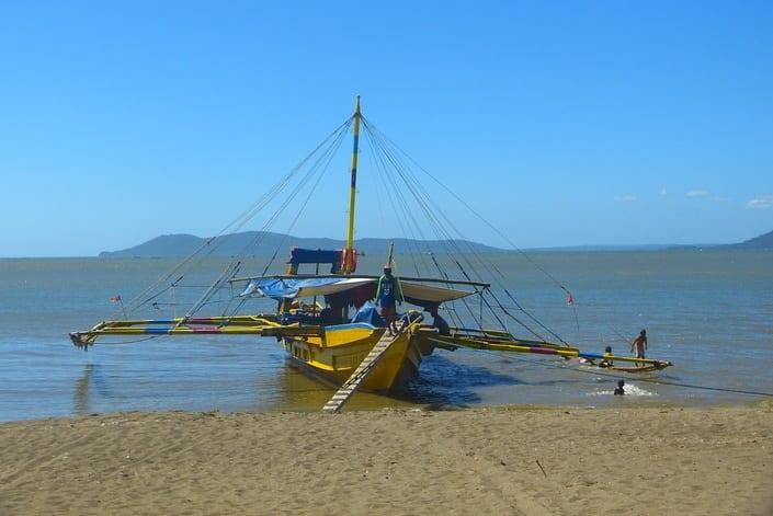 traghetti Filippine