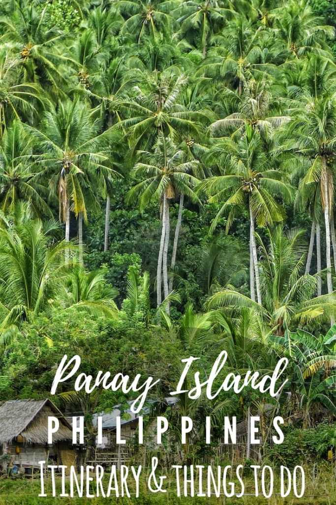 Panay Island Itinerary