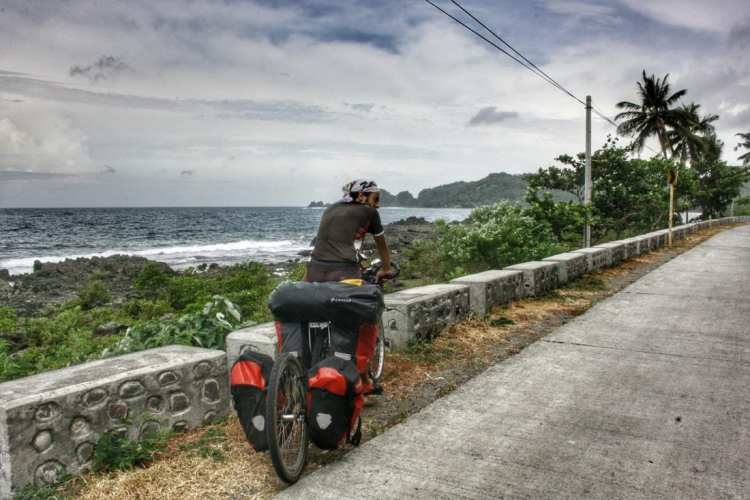 cicloturismo Panay Filippine Visayas