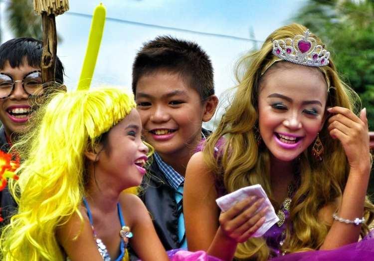 fiesta Panay Filippine