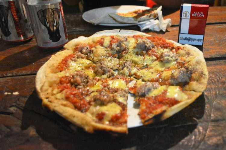 Kampot best pizza