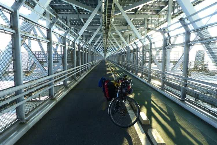 pista ciclabile Giappone