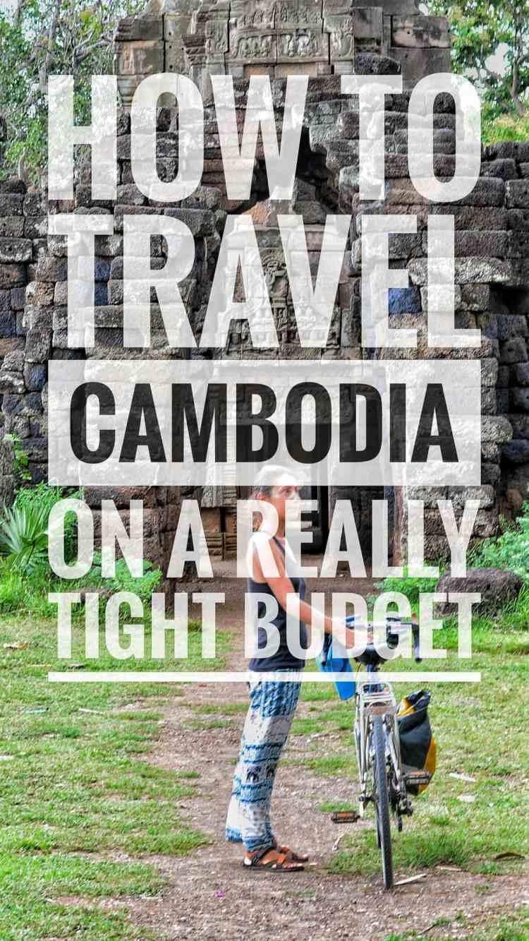 budget travel cambodia