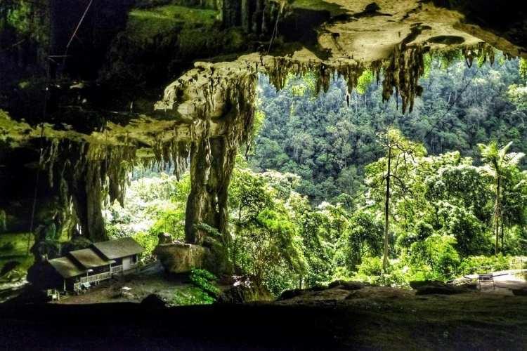 Great Cave Niah National Park Sarawak