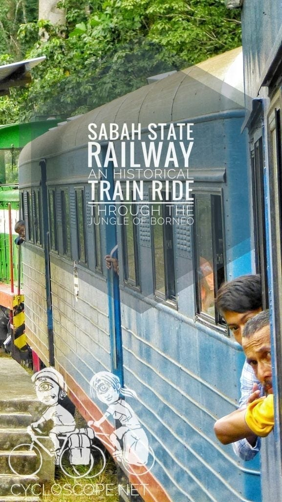 Train Borneo Sabah Adventure