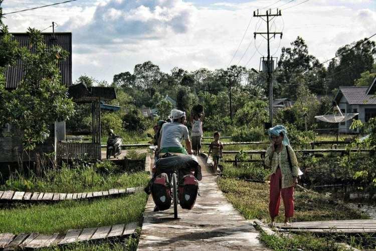 borneo bikepacking