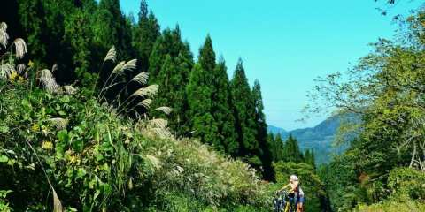 bicycle touring honshu japan