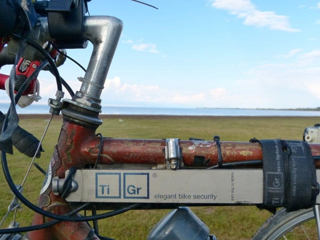 TiGr bow lock long version