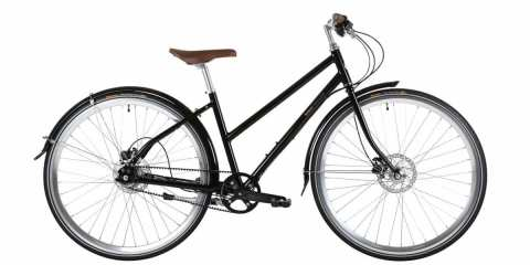 budget lady touring bicycle