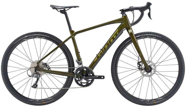 Giant Toughroad Gravel Touring bike