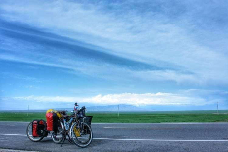 how much cost bike touring