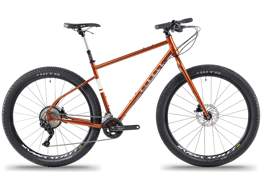 Ribble adventure 725 travel bike
