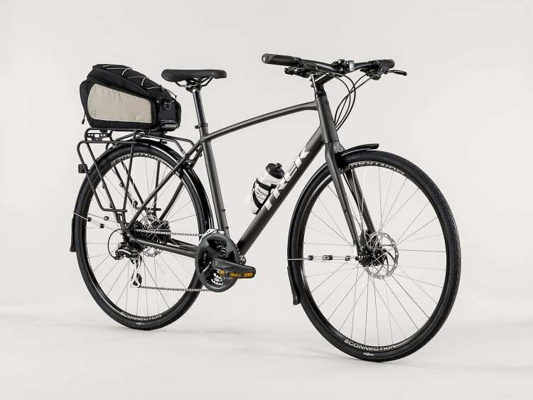 travel bike Trek FX2 Disc