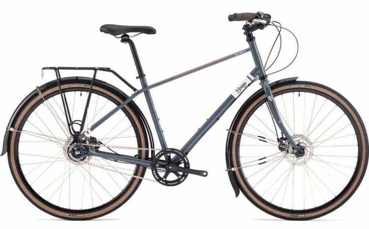 bici cicloturismo acciaio