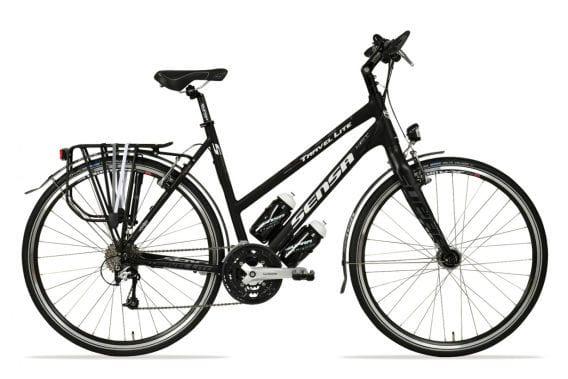 Cheap woman girl travel bike