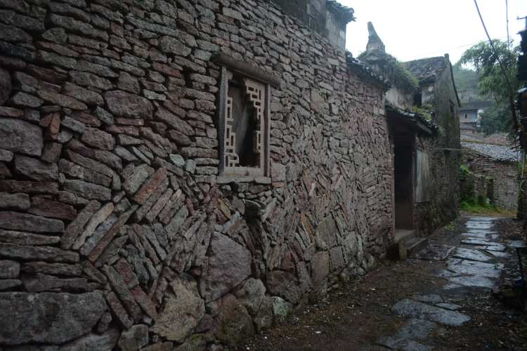 zhejiang cina villaggio tradizionale