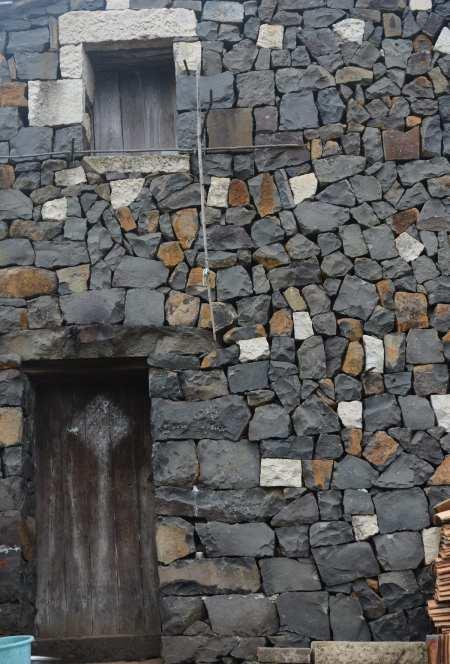 muro a secco cina
