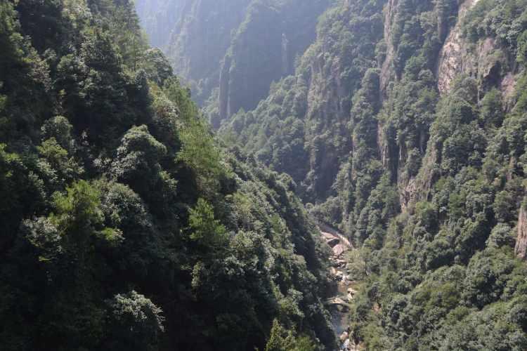 Zhejiang montagne