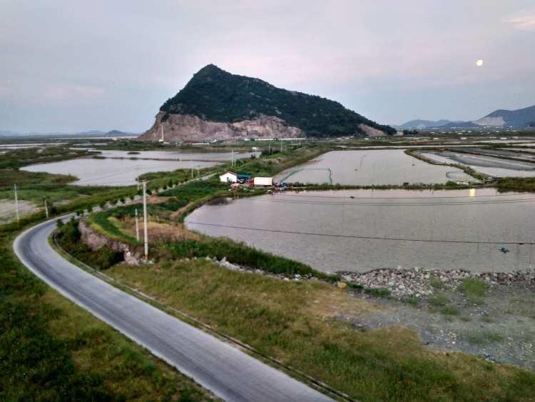 Sanmen county