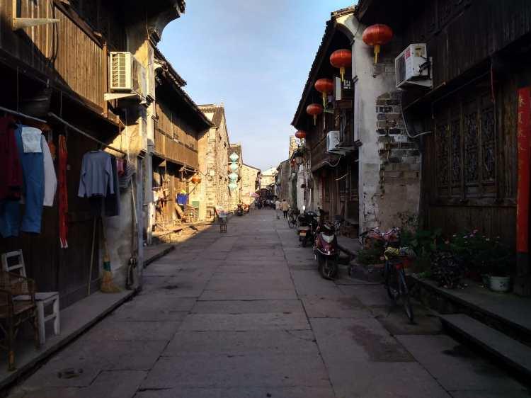 linhai zhejiang old town
