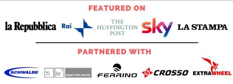bicycle touring sponsorship