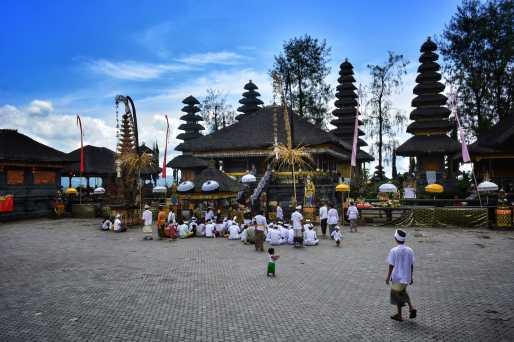 Bicicletta Bali Kintamani