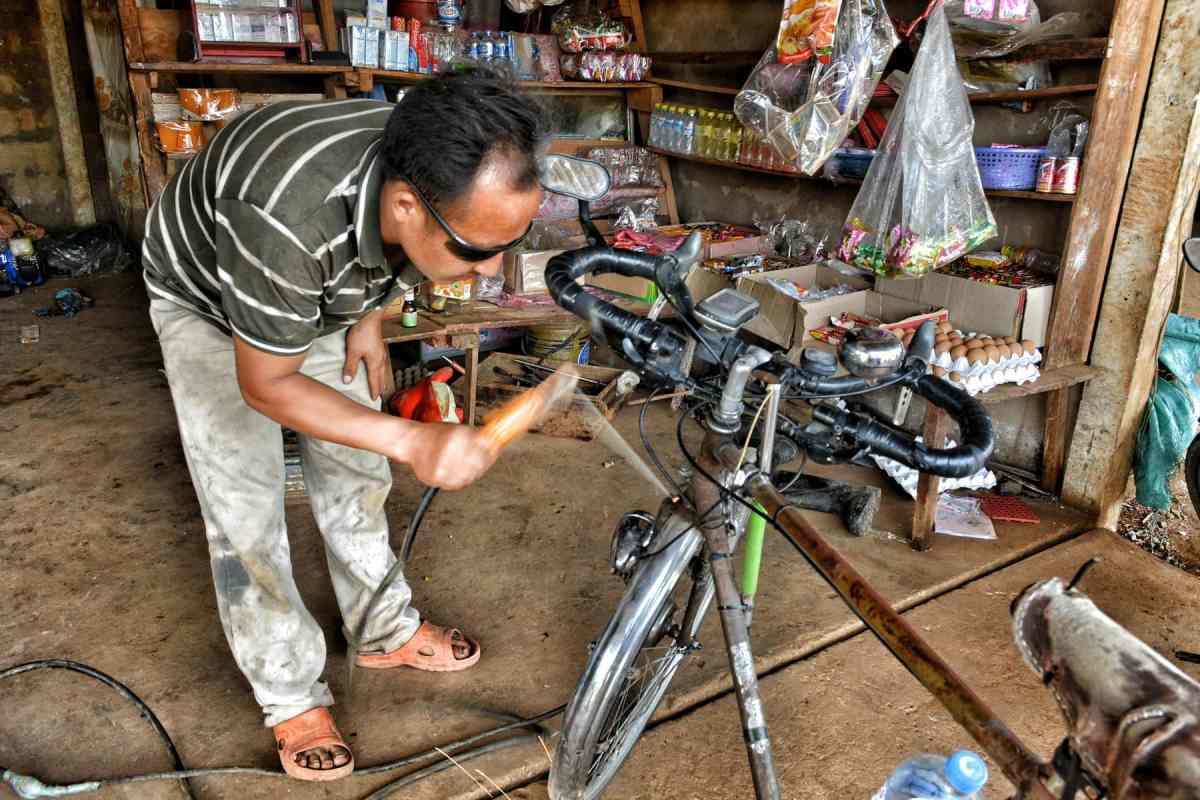 come costruire una bici da viaggio