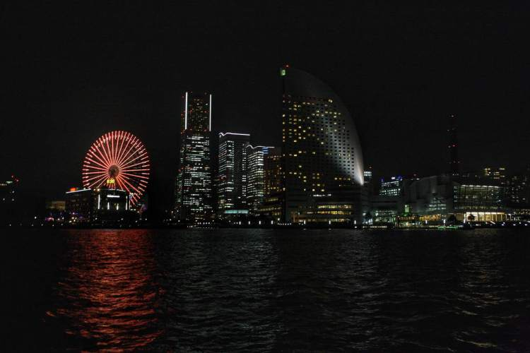 yokohama port off the beaten track japan