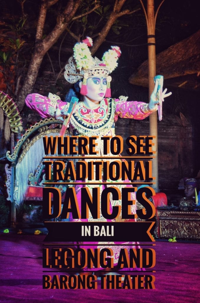 balinese cultural show ubud