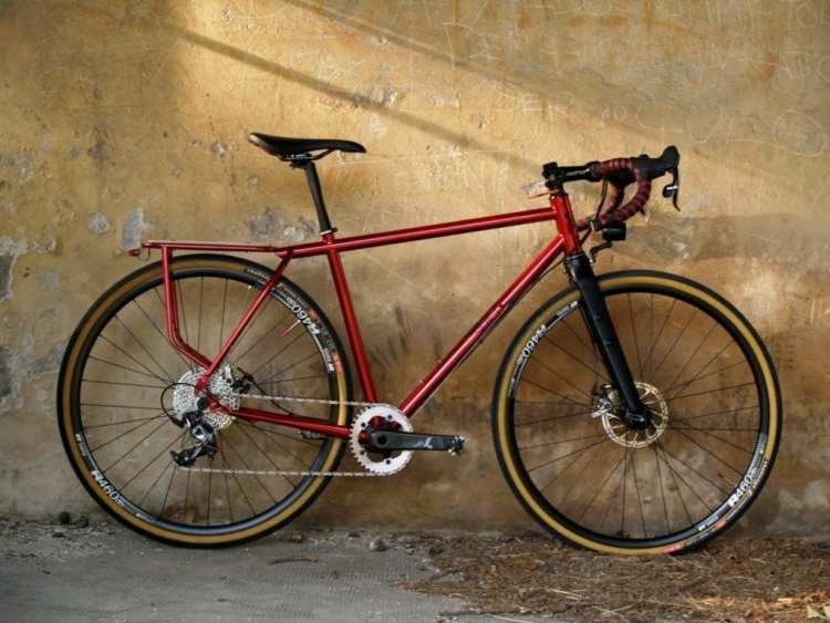 bice italian touring bike