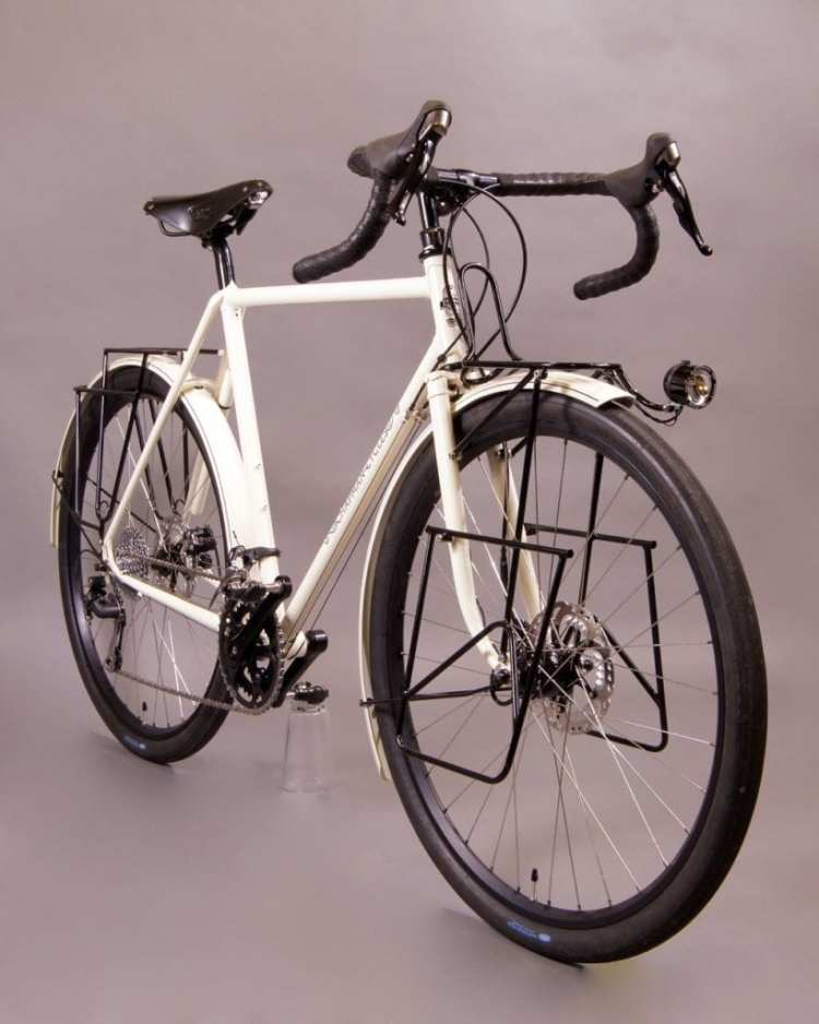 Best custom touring bicycles from USA & Canada: a list of American Framebuilders 12
