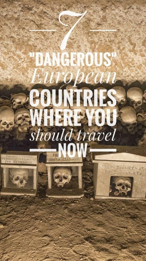 europe safe travel