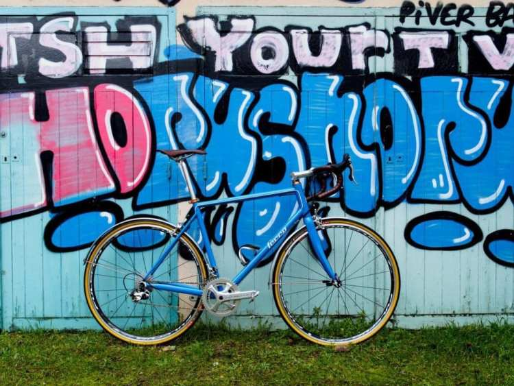 ferro custom bicycle