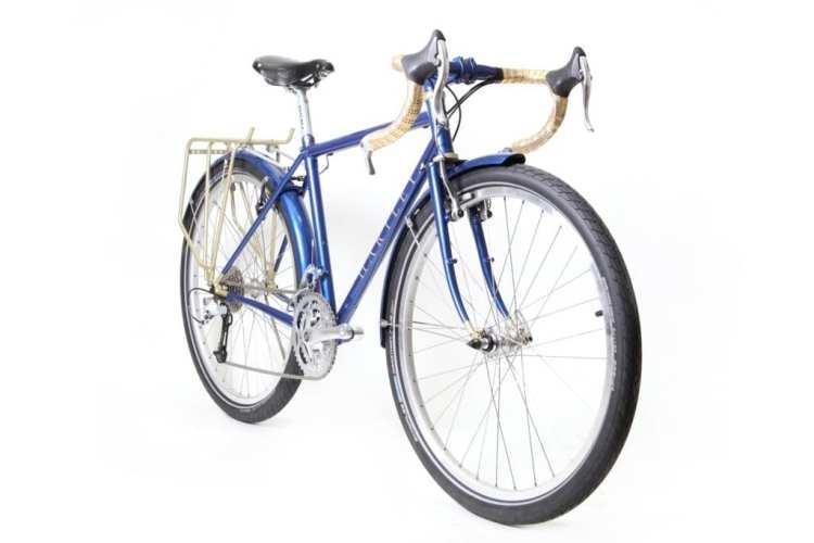 Hartley custom touring bikes