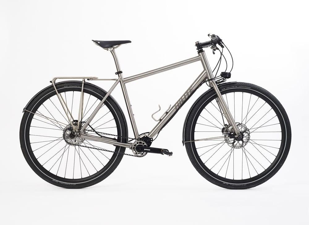 bicycle Hilite titanium