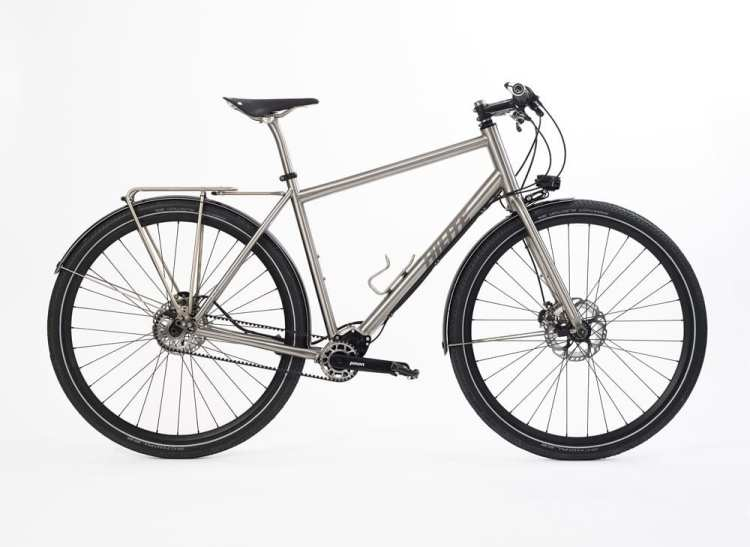 bicycle Hilite titanium