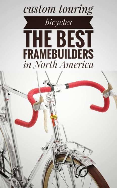 best bicycle framebuilders USA